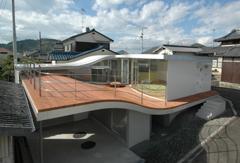 松山の住宅