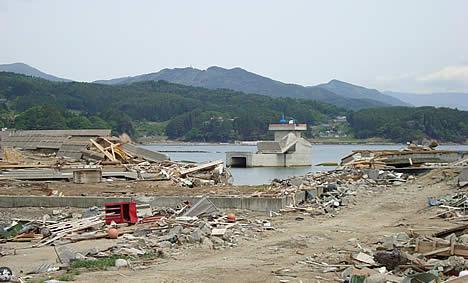 陸前高田 津波