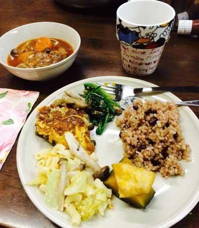 レイキご飯1