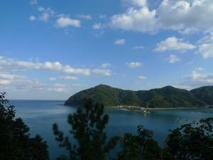 上ノ加江の海