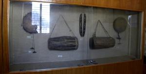 博物館の楽器1