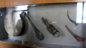 博物館の楽器2