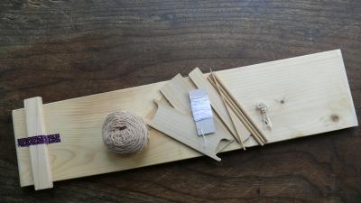 板織りキット1