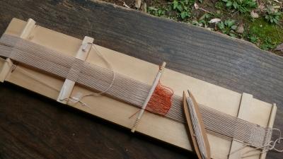板織りキット2