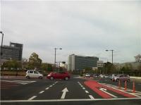 トヨタ町南交差点