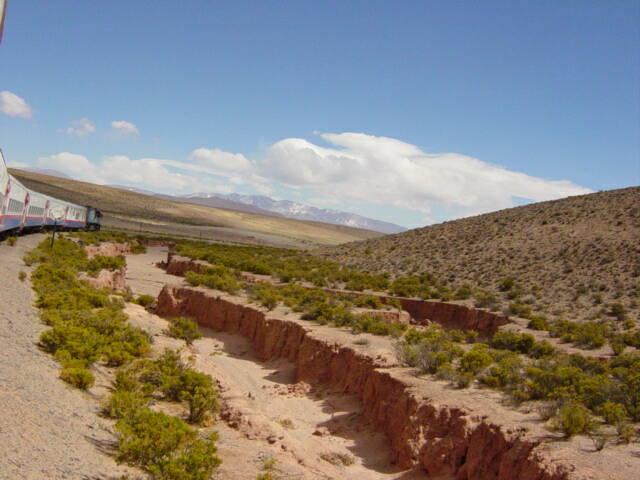 アルゼンチンの風景