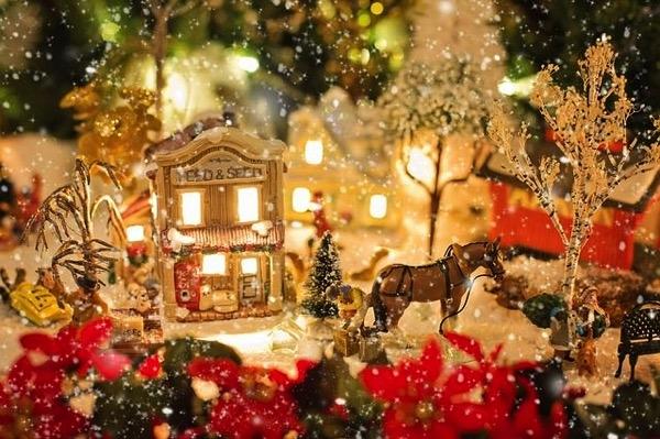 Christmas village 1088143 640
