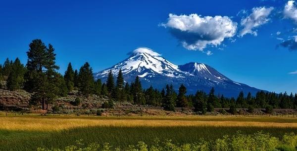 Mount shasta 1597721 640