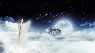 天使と地球