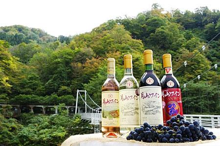 月山ワイン