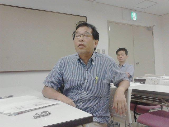 2016.9.22 なかまユニオン大阪市職員支部・連続学習会(2)
