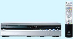 楽レコ DVR-DV740