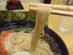 麺が超極細。