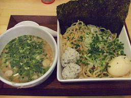つけ麺もGOOD!!