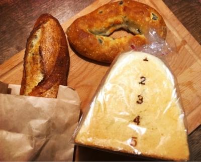 ISEPAN パン  とびばこパン