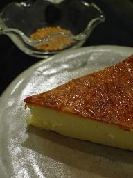 T_チーズケーキとあられ