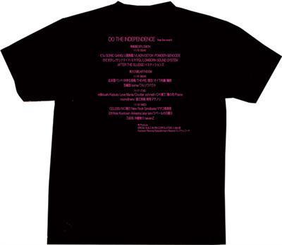 イベントTシャツ裏
