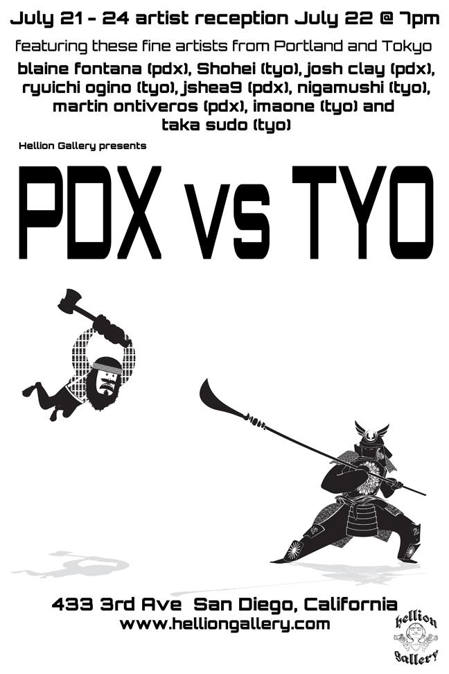 PDXvsTYO