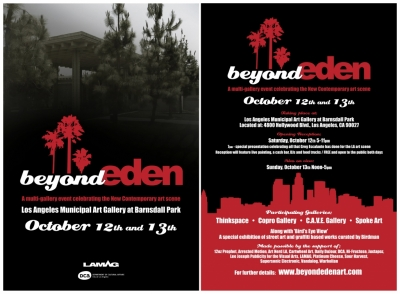 beyond eden art fair