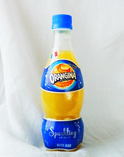 炭酸オレンジ