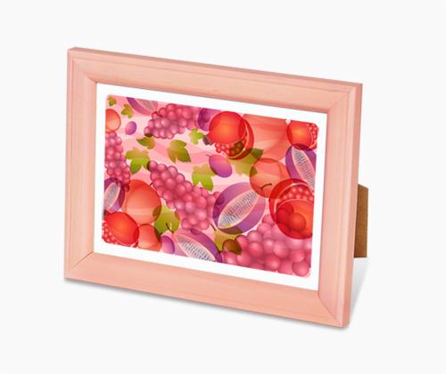風水果実アート アムール-1 [2Lサイズ]飾ったイメージ