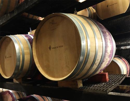 ワイン樽イメージ
