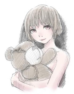 人形の肖像