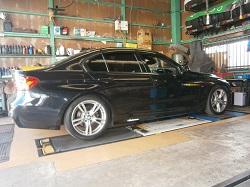 BMW F30!