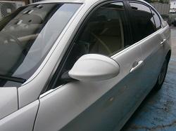 ドアミラー E90