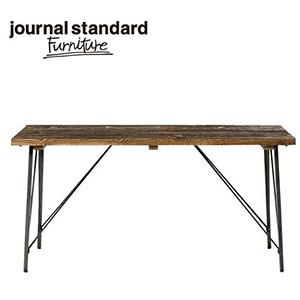 ジャーナルの人気アイアンダイニングテーブル
