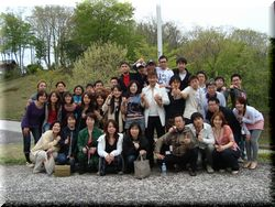 キャンプ2009集合写真