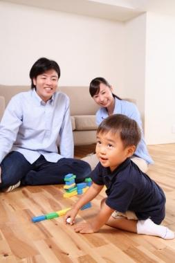 家族の満足
