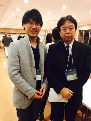 ブリーフセラピー日本での第一人者長谷川啓三先生と