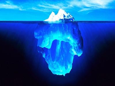 意識は氷山の一角