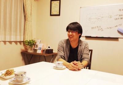 上野大照 こころのオープンカフェ