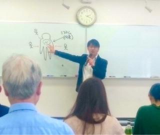 関西カウンセリングセンターでのブリーフセラピー講座1