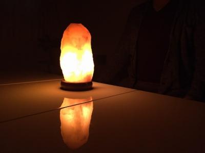 瞑想誘導 ランプ