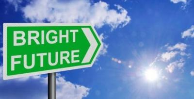 豊かな未来への道