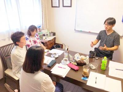 心を学ぶ講座 上野大照の授業