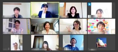 心の免疫力特別オンライン講座参加者6月2日