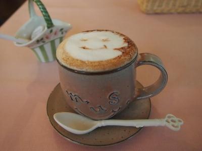 musyフェイスのカップ!