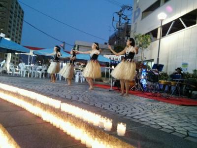 タヒチダンス