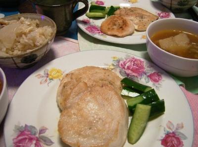 R0025624大根飯と鶏ソテー_400.JPG
