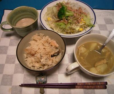 R0027739鯛飯、ツナサラダ、チキンカレースープ_400.jpg