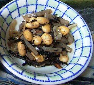 R0029873夜-豆とヒジキとコンニャクの煮物_372.jpg
