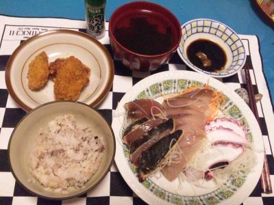 SBSH0128夜-刺身、お吸い物、牡蠣フライ_400.jpg