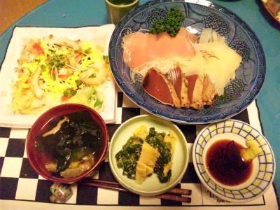 SBSH0140夜-海鮮ちらし寿司、お刺身、菜の花と筍の胡麻和え、お吸い物_400.jpg