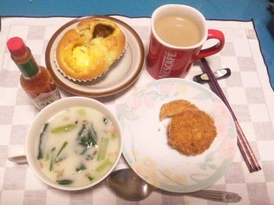 SBSH0156夜-一口かつ、小松菜のポタージュ、卵とカレーのパン_400.jpg