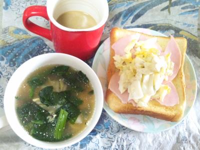 SBSH0214昼-ほうれん草のスープ、ハム卵トースト_400.jpg