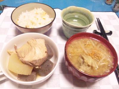 SBSH0220_0204夜-ブリ大根、つみれ汁、寿司飯_400.jpg